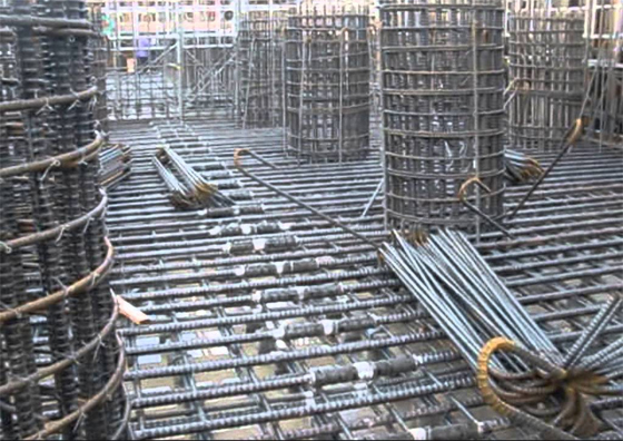 Some useful construction tips on splicing reinforcement bars