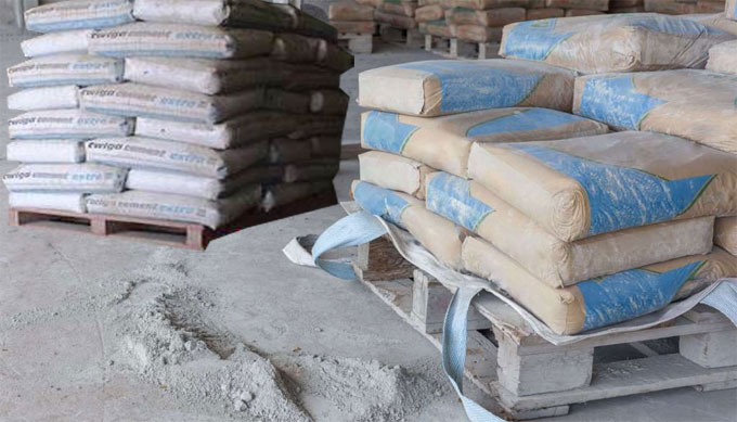 Some useful guidelines to store cement in godown perfectly
