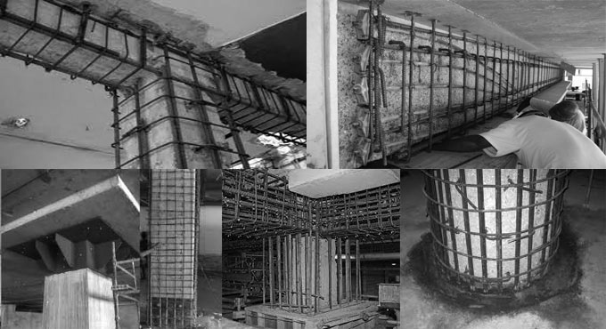 Usage of Carbon Fiber Reinforced Polymer (CFRP) for strengthening structure