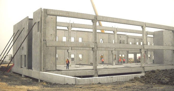 The process and practices of Sustainable Concrete Construction