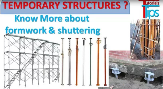 Different types of temporary structures and their usefulness