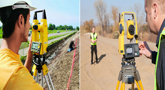 Variations among Theodolite and Total Station in surveying