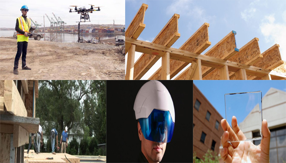 Top five emerging technologies for construction industries