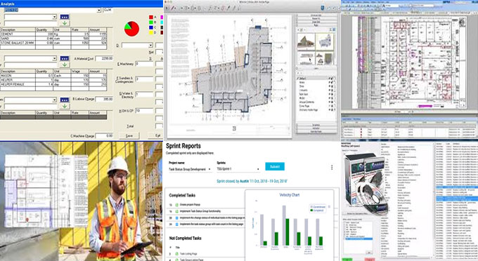 The Best Free Softwares used in Construction Engineering