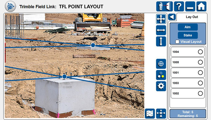 Trimble Field Link v4.0 is just launched to the construction workflows