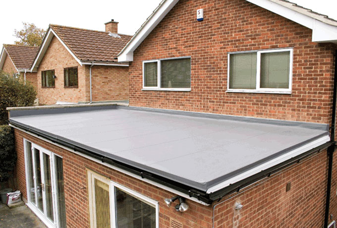 Flat Roof : Types, Advantages & Disadvantages