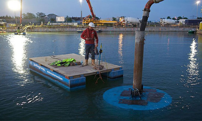 A Brief Discussion on Underwater Concrete